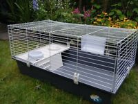 RODENT GUINEA PIG RABBIT cage USED SPOTLESS view no obligation