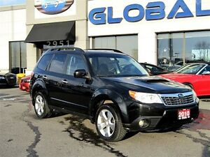 2010 Subaru Forester 2.5 XT Limited NAVI NEW TIRES AND BRAKES. R