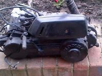 Honda SH City Express 50cc 2 Stroke Engine