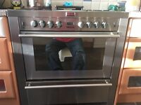 Stoves 900DFA five ring range cooker