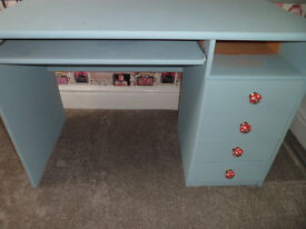 Kids computer desk. Collection in the Aigburth Area. £20
