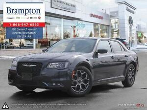 2016 Chrysler 300 300S AWD|Leather|Nav|Panoramic Sunroof