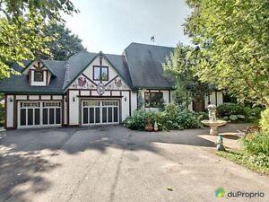 549 900$ - Maison 2 étages à vendre à St-Joseph-Du-Lac