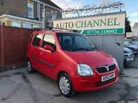 Vauxhall Agila 1.2 i 16v Design 5dr£885 p/x welcome NEW MOT. GOOD RUNNER