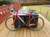 C Boardman Racing Bike Large