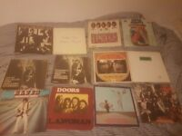 42 Vinyl records for sale