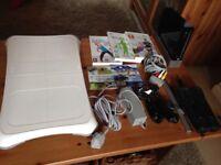 Nintendo Wii & Board for sale