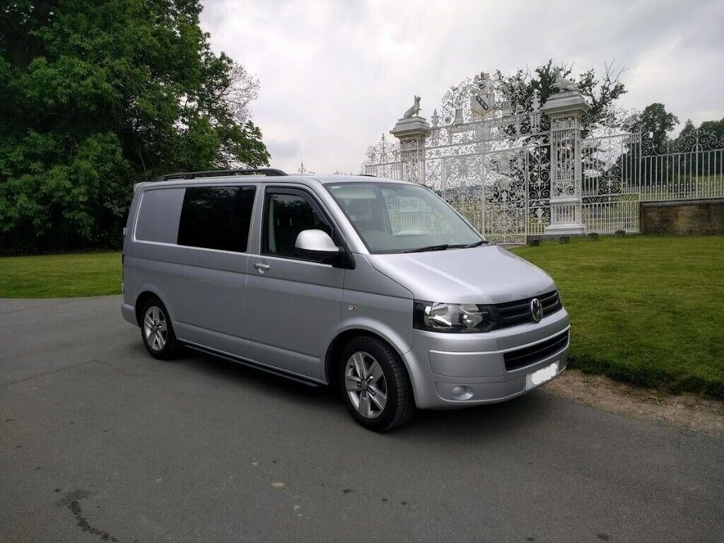 Vw Transporter 2013 Kombi Camper Low Mileage Drive Away