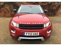2012 Land Rover Range Rover Evoque 2.2 SD4 Dynamic