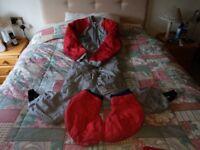 Polar Bears Thinsulate SCUBA Drysuit Undersuit & Booties