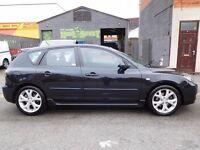 Finance me.. Mazda 3 sport 2007 hatchback Air con & cruise control (45)