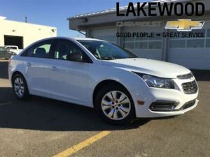 2016 Chevrolet Cruze LS 1LS (Powered Options, USB/Aux)