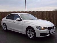 2012 62 BMW 3 SERIES 2.0 320D EFFICIENCY DYNAMICS 4D 161 BHP DIESEL 23k Miles