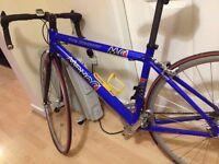 A beautiful Monoc TC2 Compact Racing Bike for sale
