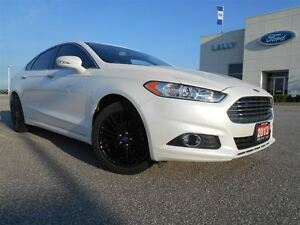 2013 Ford Fusion SE FWD 1.6L Leather Sunroof Navigation