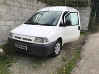 Citroen dispatch van for sale low mileage great condition