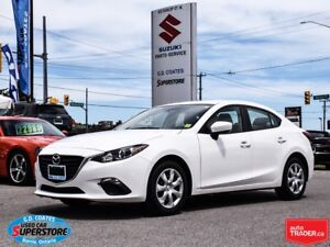 2016 Mazda Mazda3 GX ~Skyactiv Technology ~Bluetooth ~Backup Cam