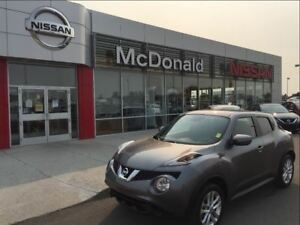 2015 Nissan Juke SV One Owner
