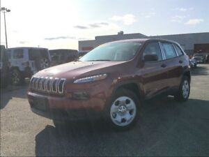 2017 Jeep Cherokee SPORT**HEATED SEATS**REMOTE START**BLUETOOTH*
