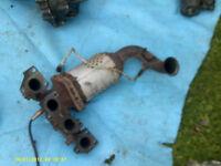 307 peugeot year 07 catlic converter for 1400cc petrol engine
