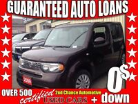 2009 Nissan Cube 1.8 S | AUTOMATIC | 3 TO CHOOSE FROM |