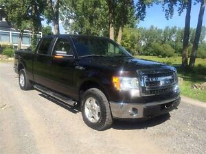 2013 Ford F-150 XLT 4X4 5.0L V8 FLEX FUEL 12900$ 514-692-0093