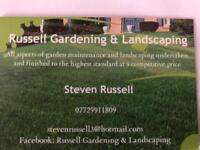 Russell Gardening & Landscaping