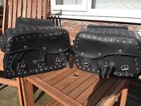Motorbike bags