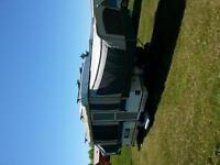 Tent trailer (Power Top)