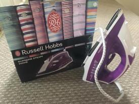 Brand new boxed Russel Hobbs iron
