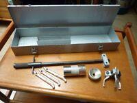 SYKES PICAVANT SLIDE HAMMER PULLER KIT - COMBI PULL - 1 Kg HAMMER WEIGHT - Type 085406