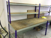 Parcel Packing Bench/Workbench Very good quality