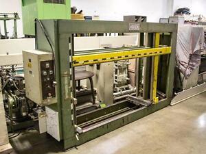 Hofer KPD Semi-Automatic Case Clamp