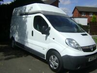 2012 VAUXHALL VIVARO LWB. HIGH ROOF 2.0CDTi. ** NO VAT **