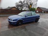 Jaguar x type diesel 2004 alloys like new not golf volvo vectra astra saab gti sri c3 c4 c5 ford