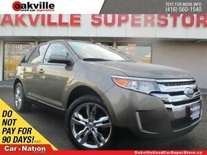 2013 Ford Edge SEL | LEATHER | PANORAMIC ROOF | POWER LIFTGATE |