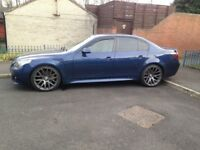 bmw 535d m sport auto, 06, fully loaded, spaires and repaires, bargain £2795 ono, px ???