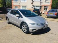 HONDA CIVIC 2006 SE I - VTEC HPI CLEAR 5DOOR CLEAN DRIVE NEW MOT
