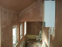 A.R Lewis Plastering - professional, reliable plastering at a competitive price. 07423510988