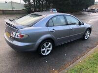 Mazda 6 Sport. Only 66k miles! New MOT. Incredible value for money and a superb car.