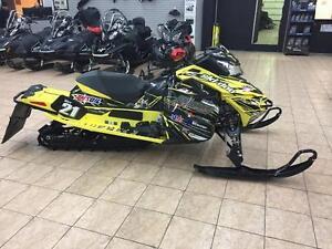 2015 Ski-Doo MXZ 600 RS