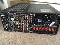 Pioneer VSX-LX60 Amplifier - 7.1 Surround Sound - £400
