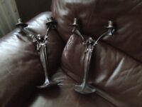 old candlesticks