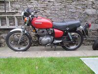 HONDA CB400T 1978 PROJECT