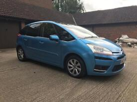Citreon C4 Picasso 2.0 HDI exclusive EGS 5Door - AUTOMATIC - DIESEL -