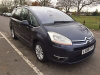 2008 Citroen GRAND C4 PICASSO 1.6 HDi 16v Exclusive EGS 5dr 7 Seater Auto Diesel @07445775115