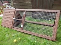 Rabbit /Guinea Pig run