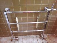Vintage Bathroom Towel Rail