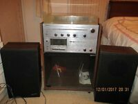 Sanyo stereo music system,