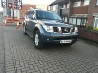 Nissan Pathfinder 2006 2.5 DCI Automatic 7 Seater MOT Dec 18 £4200 ONO | bmw jeep land rover xtrail